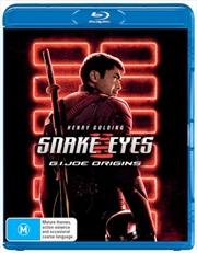Snake Eyes - G.I. Joe Origins | Blu-ray