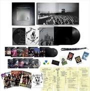 Metallica Black Album Deluxe Boxset | Music Boxset