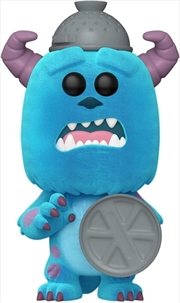 Monsters Inc - Sulley with Lid FL 20th Anniversary US Exclusive Pop! Vinyl [RS] | Pop Vinyl