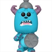 Monsters Inc - Sulley with Lid 20th Anniversary Pop! Vinyl | Pop Vinyl