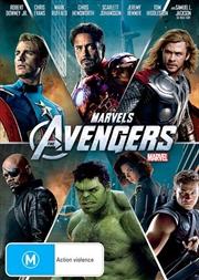 Avengers, The   DVD
