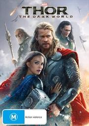 Thor - The Dark World   DVD