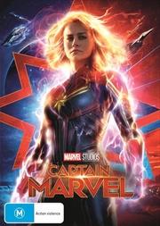 Captain Marvel | DVD
