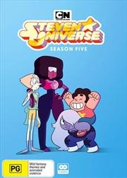 Steven Universe - Season 5 | DVD
