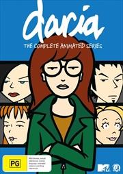Daria | Complete Series | DVD