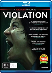 Violation   Blu-ray