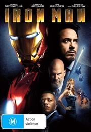 Iron Man | DVD