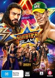 WWE - SummerSlam 2021 | DVD