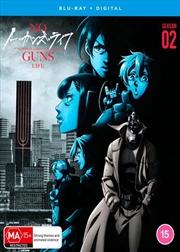 No Guns Life - Season 2 - Eps 13-24 | Blu-ray
