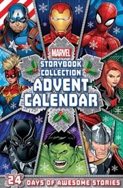 Marvel Storybook Collection Advent Calendar | Hardback Book