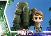 What If - Hydra Stomper & Steve Rogers Cosbaby | Merchandise