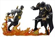 "Batman - White Knight Batman vs Azrael Batman Armor 7"" Action Figure 2pk | Merchandise"