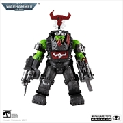 Warhammer 40K - Ork Meganob with Shoota MegaFig Action Figure   Merchandise