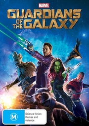 Guardians Of The Galaxy | DVD