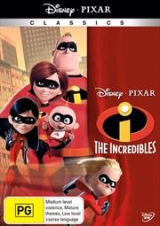 Incredibles | Pixar Collection, The | DVD