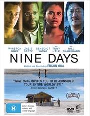 Nine Days | DVD