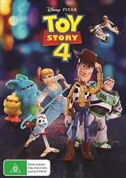 Toy Story 4 | DVD