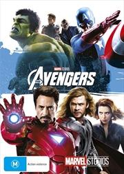 Avengers, The | DVD