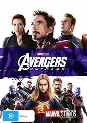 Avengers - Endgame | DVD