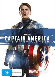 Captain America - The First Avenger | DVD