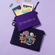 BTS - DYNAMITE POUCH SET (NAVY) | Merchandise