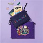 BTS - DYNAMITE POUCH SET (PURPLE) | Merchandise