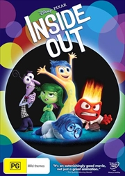 Inside Out | DVD