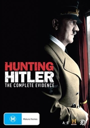 Hunting Hitler - The Complete Evidence | DVD