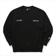 BTS - Black Sweatshirt - In The Soop (SMALL) | Merchandise