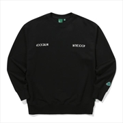 BTS - Black Sweatshirt - In The Soop (MEDIUM) | Merchandise