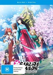 Sakura Wars The Animation - Season 1 | Blu-ray