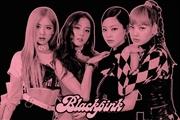 Blackpink Group Pink Poster | Merchandise