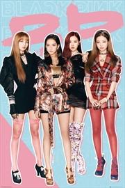 Blackpink Group Bp (Bravado) Poster | Merchandise