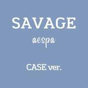 Savage - 1st Mini - Jewel Case Version   CD