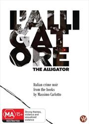 Alligator, The   DVD
