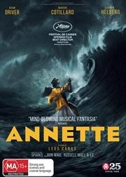 Annette | DVD