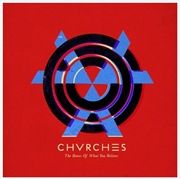 Bones Of What You Believe - Red Coloured Vinyl | Vinyl