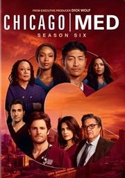 Chicago Med - Season 6   DVD