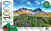 Stokknes Cape Iceland - 1000 Piece Puzzle - (Includes Roll-Up Mat) | Merchandise