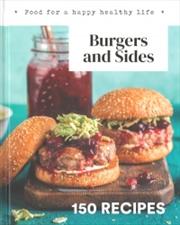 Burgers And Sides | Hardback Book