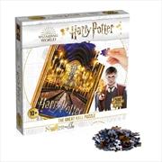 Harry Potter Great Hall 500 Piece Puzzle | Merchandise