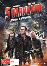 Sharknado 5 - Global Swarming | DVD