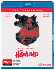 Howling | Classics Remastered, The | Blu-ray