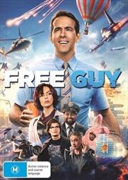 Free Guy | DVD