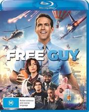Free Guy | Blu-ray