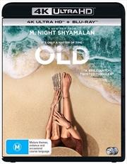 Old | Blu-ray + UHD | UHD