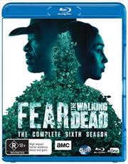 Fear The Walking Dead - Season 6   Blu-ray