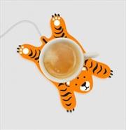Sleepy Tiger USB Cup Warmer | Merchandise
