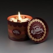 Make A Wish Birthday Candle – Apple Scented | Homewares