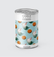 Candle In A Can – Cookie Scented | Homewares